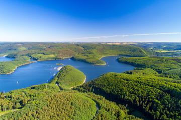 Rursee Eifel Germany