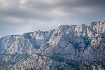 Mountains of Makarska, Croatia