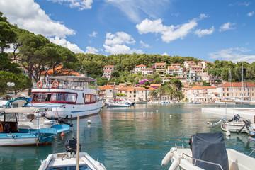 Jelsa, wyspa Hvar, Chorwacja