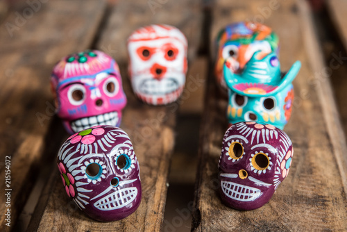 Calacas Mexicanas Stock Photo And Royalty Free Images On Fotolia
