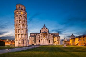 Keuken foto achterwand Europese Plekken Leaning Tower of Pisa, Italy