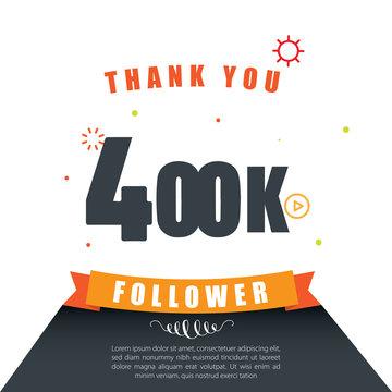 Thank you Follower. Online Social Media Achievement