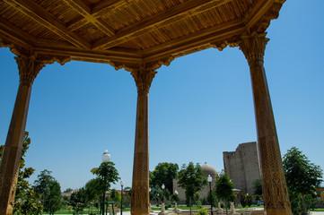 Shahrisabz old town, Uzbekistan
