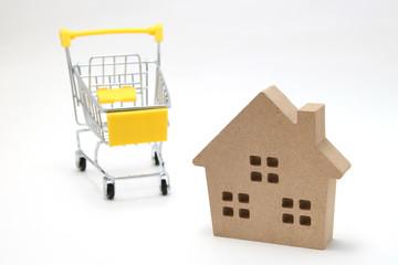 住宅 ショッピングカート