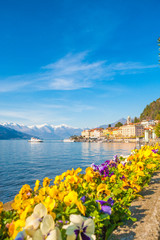 Bellagio resort town on Lake Como, Lombardy, Italy