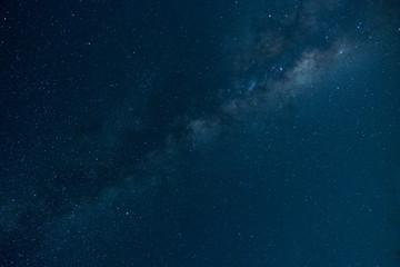 天の川と星空 milky way star