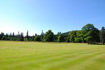 le jardins du château de ballindalloch ecosse