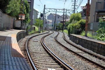 線路(イメージ)