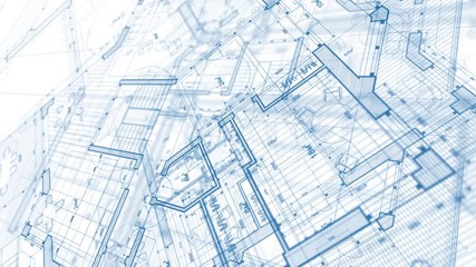 Search photos blueprint 030 architecture design blueprint plan modern residential building technology industry business concept illustration malvernweather Image collections