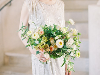 Bridal Bouquet and Flowers