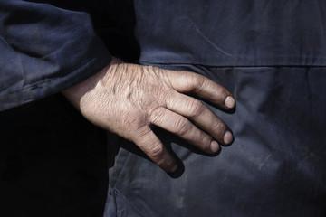 Workman`s Hand