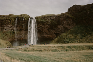 Iceland Adventure Travel Photo Shot on Film
