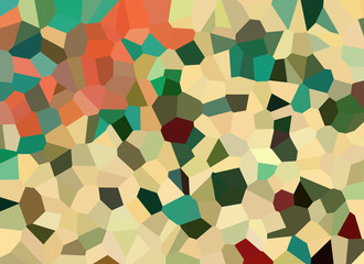 Creative painting pictorial art. Colorful wallpaper in modern style. Abstract texture background. Digital artwork for graphic design or pints on canvas. Can be used as conceptual pattern.