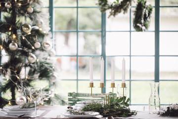 Christmastime Interior