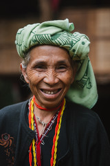 Senior Karen people