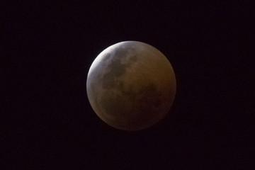 Eclipse lunaire 27 Juillet 2018