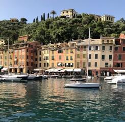 Canvas Prints Liguria Portofino