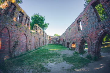 Greifswald - Kloster Eldena