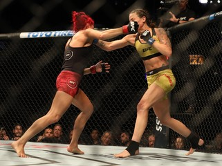 MMA: UFC Fight Night-Calgary-Markos vs Ansaroff