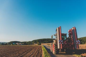 Landwirtschaft Traktor