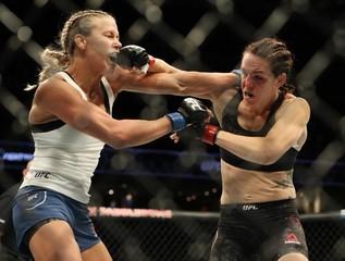 MMA: UFC Fight Night-Calgary-Davis vs Chookagian