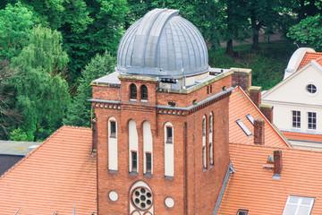 Alte Physik Sternwarte Greifswald