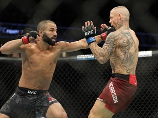 MMA: UFC Fight Night-Calgary-Makdessi vs Pearson