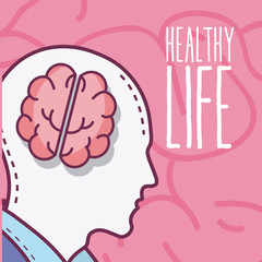 Healthy mind and brain