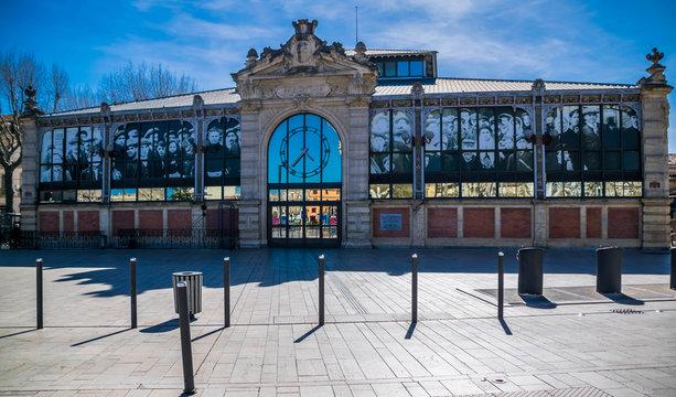Narbonne, Aude, Occitanie, France.
