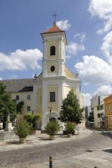 Wall Mural - Eisenstadt: Franziskaner-Kirche
