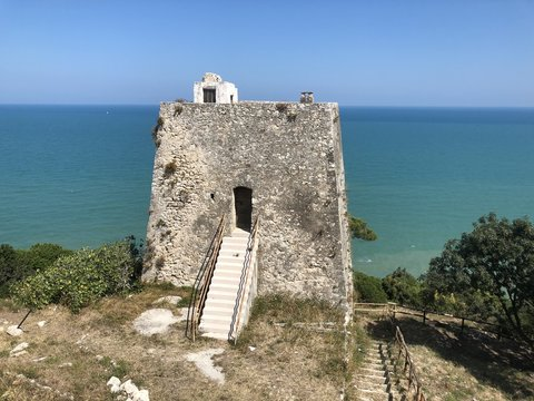 Torre faro di Vieste