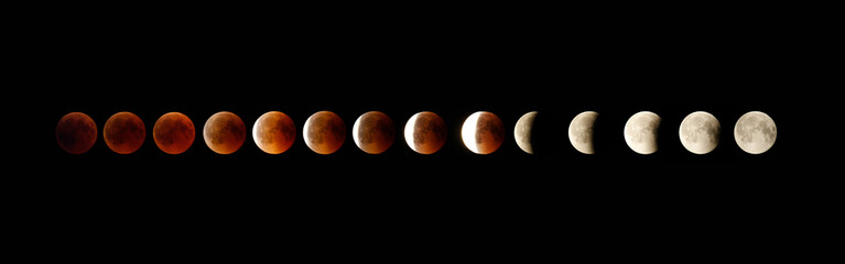 blood moon to full moon, eclipse