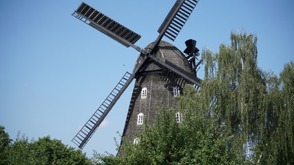 Aluminium Prints Mills Mühle.