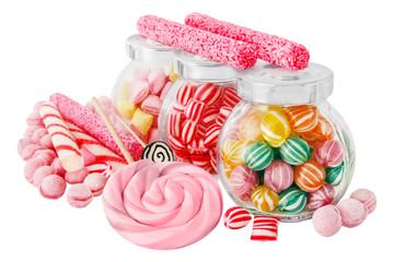 Poster Confiserie Bonbons