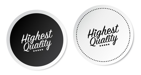 Highest Quality Stickers