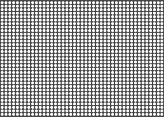 Led screen vector texture. Screen pixel pattern. Led background, digital pattern