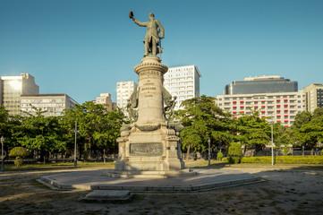 Paris Square in Rio de Janeiro, Brazil