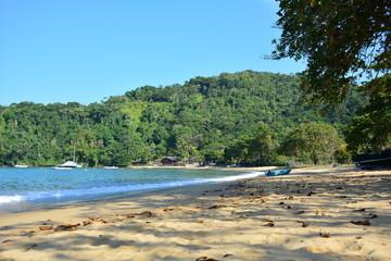 Foto op Plexiglas Caraïben flamengo beach