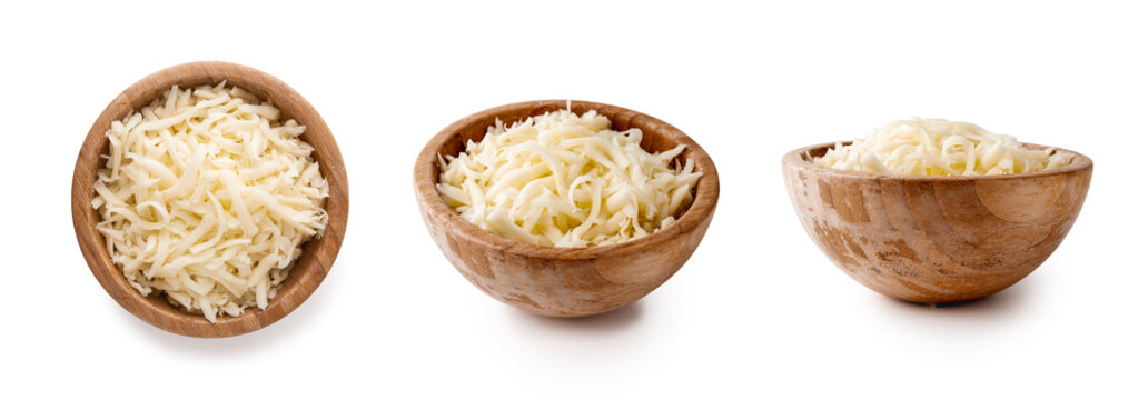 grated mozzarella cheese