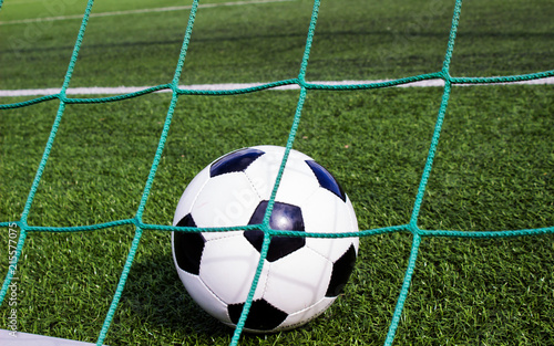 Fussball Tornetz Tor Stock Photo And Royalty Free Images On