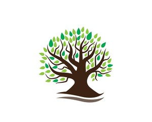 Tree icon log