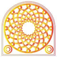 Hexa Ornament