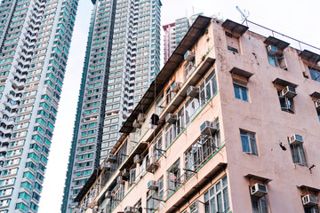 Hong Kong Wealth gap