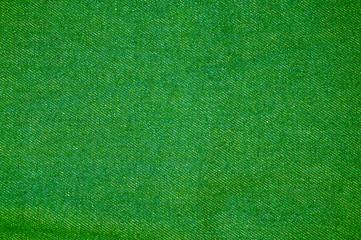 Grüne Stofftextur als Hintergrund