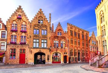 Fotomurales - Bruges - Flanders, Belgium