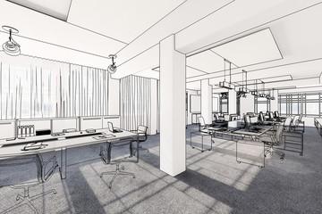 Büroarchitektur (Projekt)