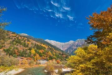 Kamikochi in Autumn