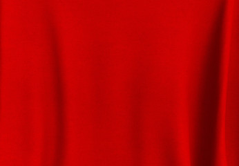 high resolution 3d rendering. luxurious weaving red fabric cloth background.