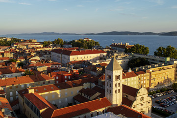 Zadar City Buildings