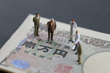 10万円と会議